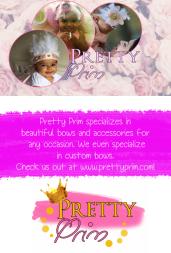 ad for pretty prim