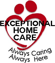 exceptional home care logo