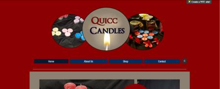Quicc Candles