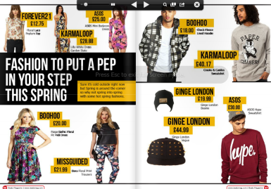 fashion to put a pe in your step this spring beatz 2014