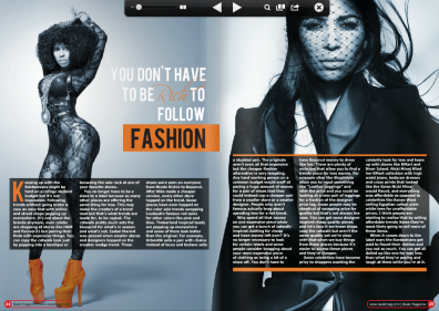 You Don't Have to Be Rich to Follow Fashion March 2014