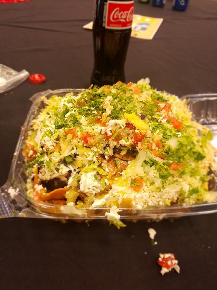Edgar's Best Tacos Nacho Special