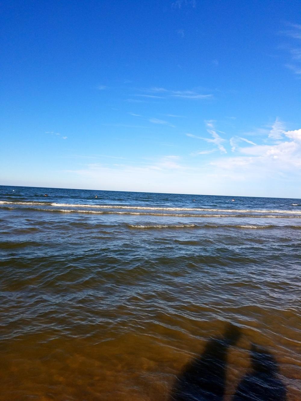 #BeachGoals