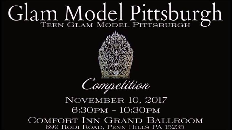 Glam Model Competition