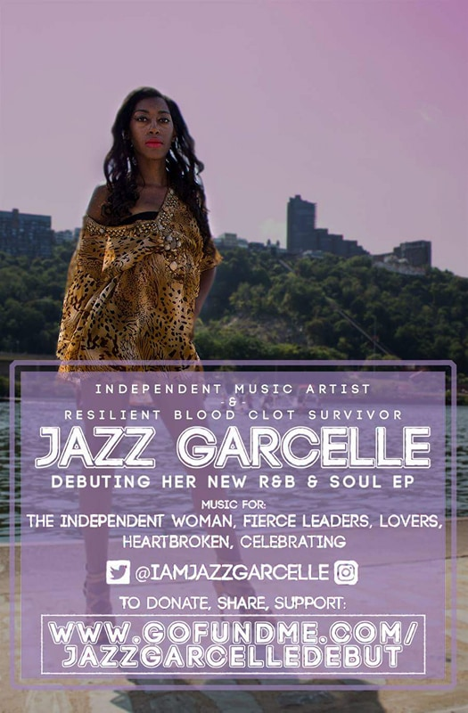 412 Faces: Jazz Garcelle