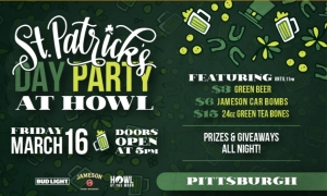4 St. Paddy's Day Celebrations in the 412