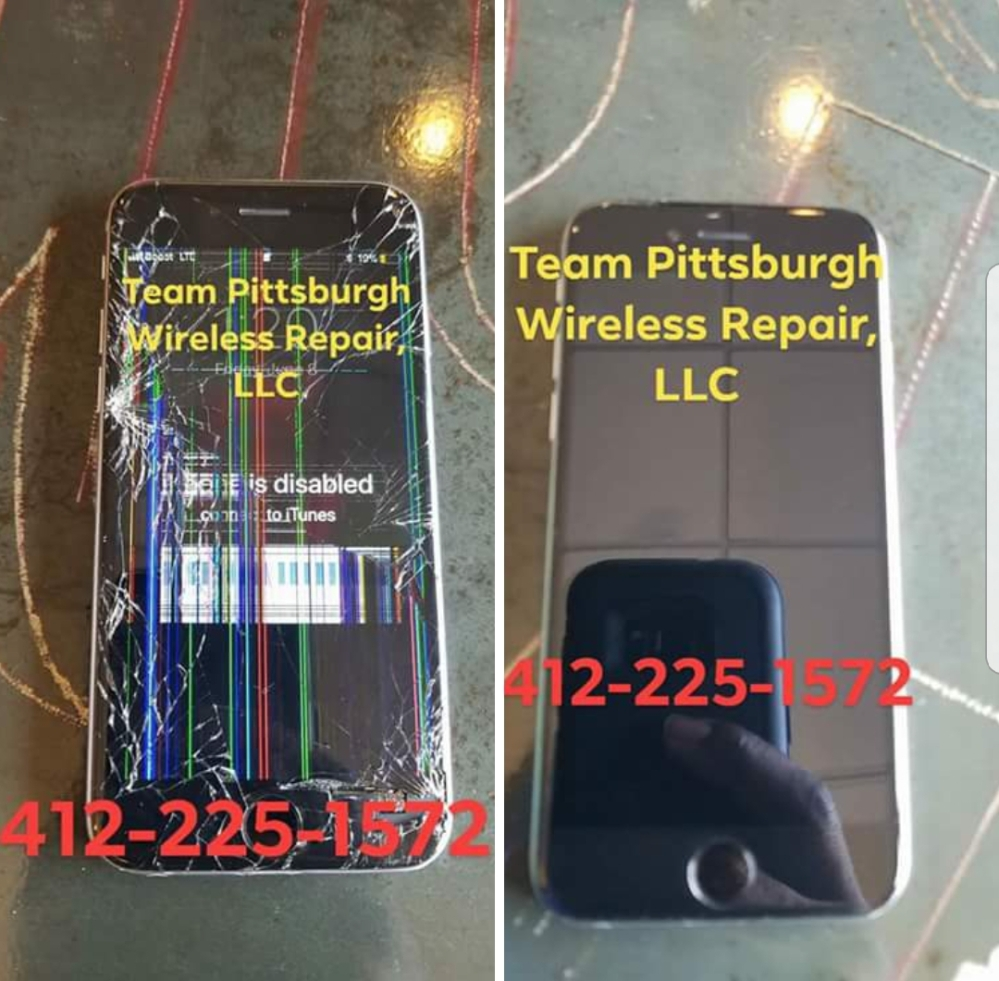 412 Faces: Creator of Team Pittsburgh Wireless Repair Went from Fixing Fillings to Fixing Cracked Screens