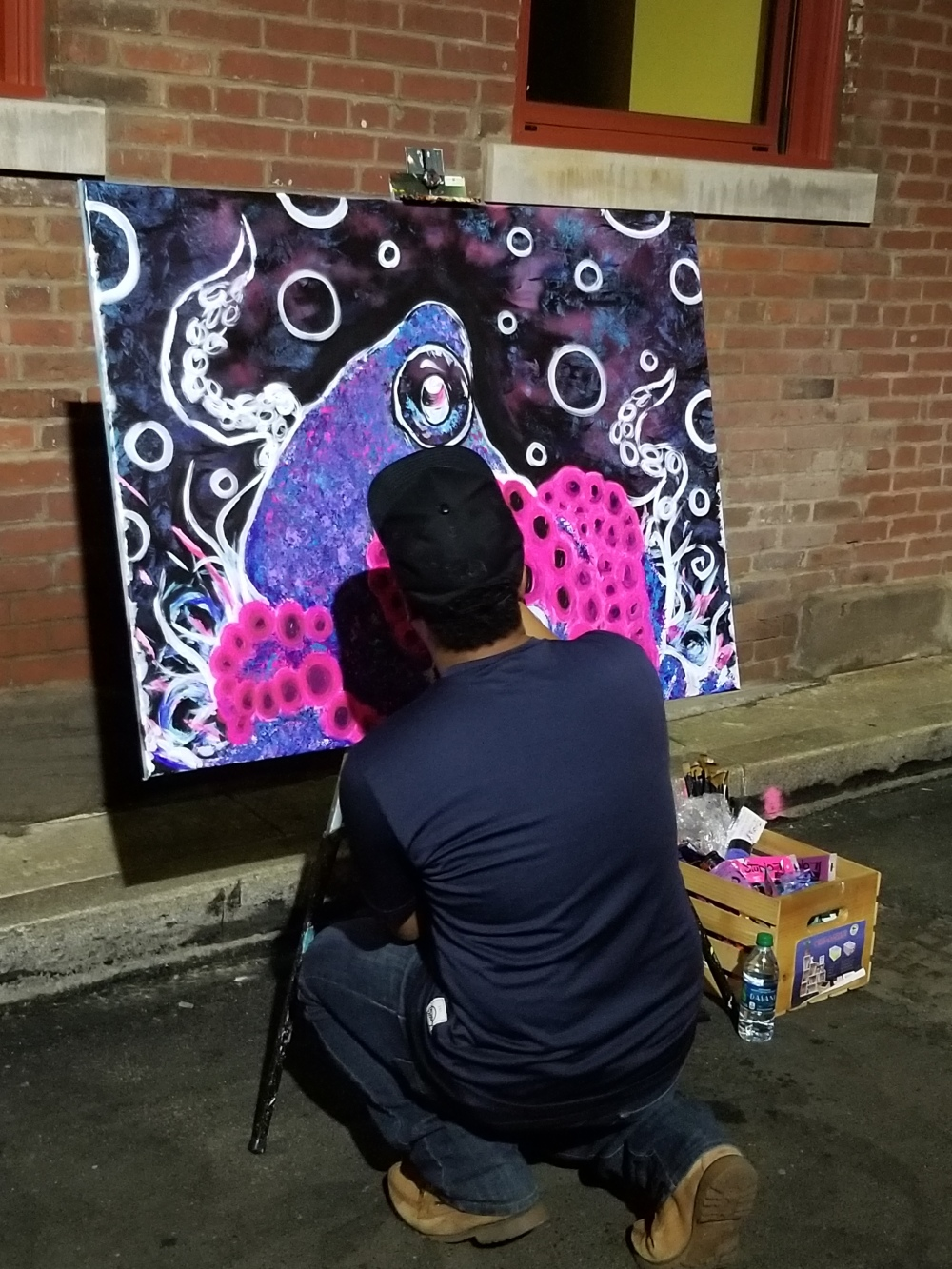 I Sold My Thrival Festival Tickets & Went Art Crawling in The Cultural District