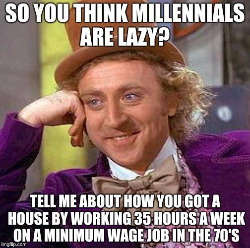 The Millennials Are Exhausted